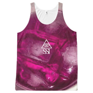 SSI Lean All-Over Print Tank Top