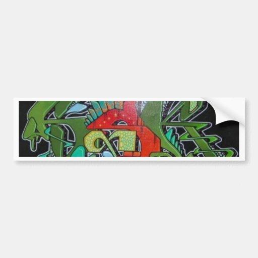 ssk bumper stickers