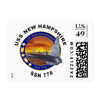 SSN-778 STAMP