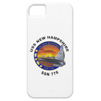 SSN 778 USS New Hampshire iPhone SE/5/5s Case