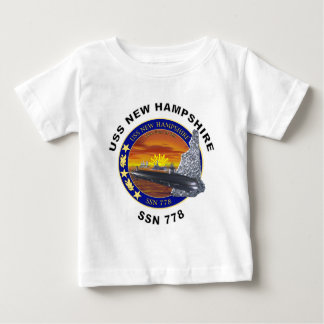 SSN 778 USS New Hampshire T Shirts