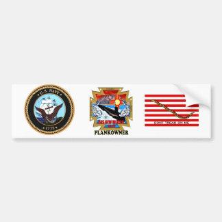 SSN 779 USS New Mexico Bumper Sticker