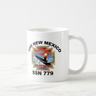 SSN 779 USS New Mexico Coffee Mug