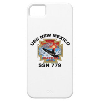 SSN 779 USS New Mexico iPhone SE/5/5s Case