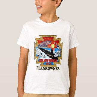 SSN 779 USS New México Plankowner Camisas