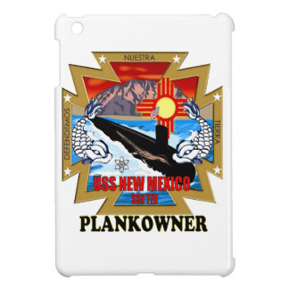 SSN 779 USS New Mexico Plankowner Case For The iPad Mini