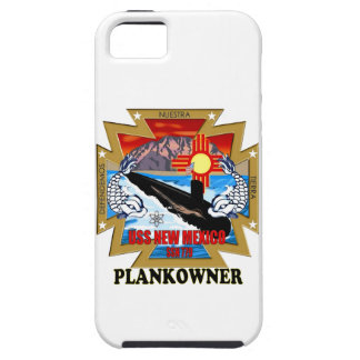 SSN 779 USS New Mexico Plankowner iPhone SE/5/5s Case