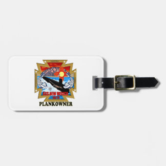SSN 779 USS New Mexico Plankowner Luggage Tag