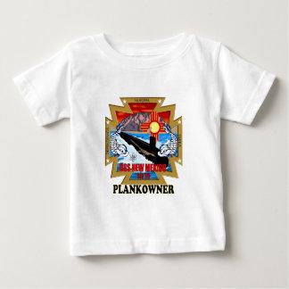 SSN 779 USS New México Plankowner Playera