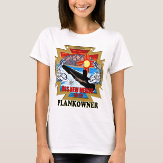 SSN 779 USS New Mexico Plankowner T-Shirt
