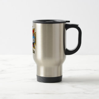 SSN 779 USS New Mexico Plankowner Travel Mug