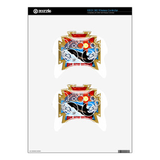 SSN 779 USS New Mexico Plankowner Xbox 360 Controller Skins