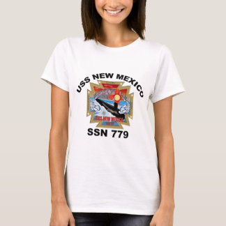 SSN 779 USS New Mexico T-Shirt