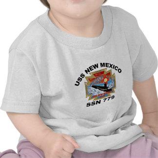 SSN 779 USS New Mexico Tshirt