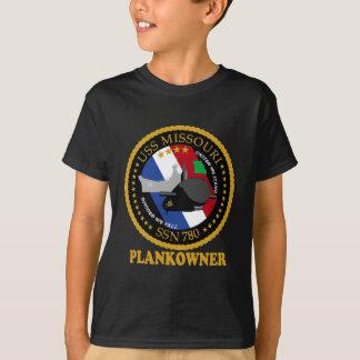 SSN 780 Missouri Plankowner Remeras