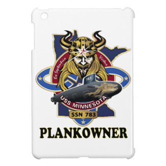 SSN 781 USS California Plank Owner Crest iPad Mini Covers