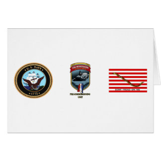 SSN 782 PCU Mississippi Pre-Commissioning Unit Card