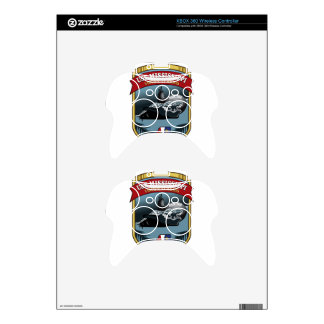 SSN 782 USS Mississippi Xbox 360 Controller Skin