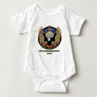 SSN 785 PCU John Warner Baby Bodysuit