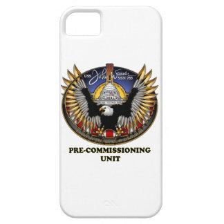 SSN 785 PCU John Warner iPhone SE/5/5s Case