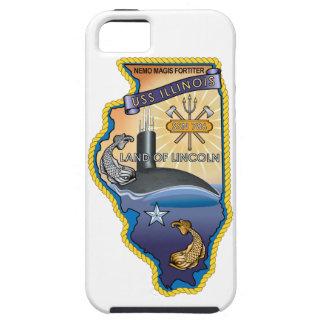 SSN 785 USS Illinois iPhone SE/5/5s Case