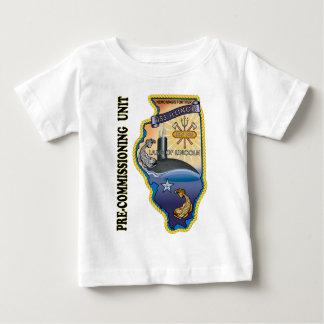 SSN 786 PCU llinois Baby T-Shirt