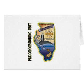 SSN 786 PCU llinois Card