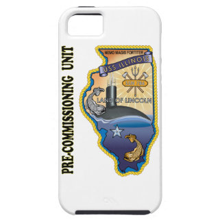 SSN 786 PCU llinois iPhone SE/5/5s Case