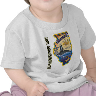 SSN 786 PCU llinois Tshirts