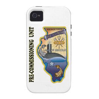 SSN 786 PCU llinois Vibe iPhone 4 Cover