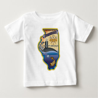 SSN 786 USS llinois Baby T-Shirt