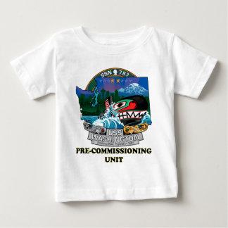SSN 787 PCU Washington Baby T-Shirt