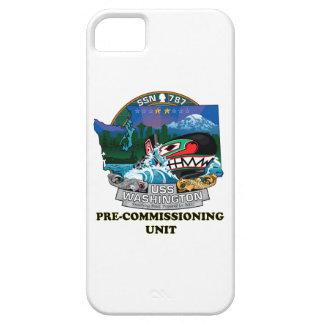 SSN 787 PCU Washington iPhone SE/5/5s Case