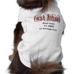 SSN Fast Attack Doggie T Shirt