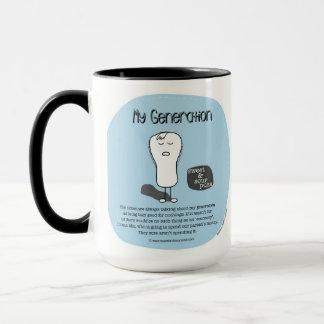 SSPB06-My Generation Sweet and Sour Puss Mug