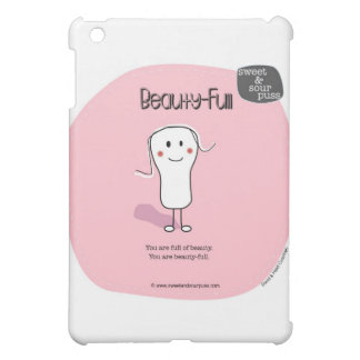 (SSPG23-Beauty-Full Sweet and Sour Puss Cover For The iPad Mini