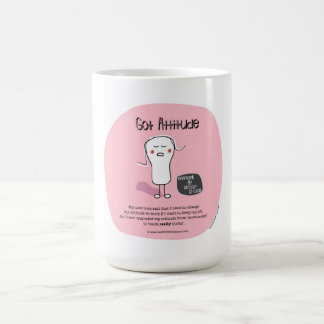 SSPG26-Got Attitude Sweet and Sour Puss Coffee Mug