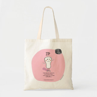 SSPG75-ITP Sweet and Sour Puss Tote Bag