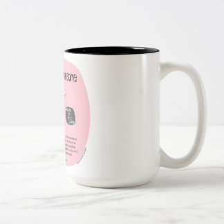 SSPG81-'A' Is For Awesome Sweet and Sour Puss Mugs