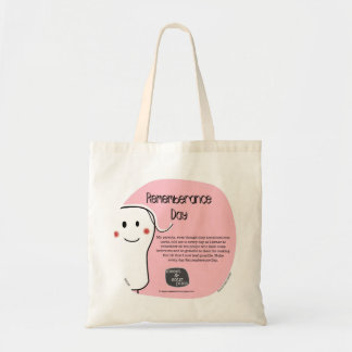 SSPG82-Rememberance Day Sweet and Sour Puss Tote Bag