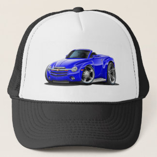 SSR Blue Convertible Trucker Hat