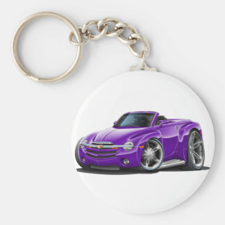 SSR Purple Convertible Keychain