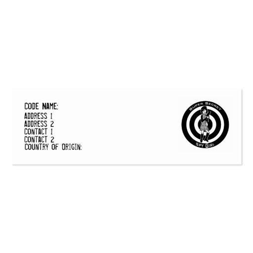 SSSG ID Card Business Card Templates