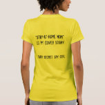 SSSG Stay-At-Home Cover Story T Shirts