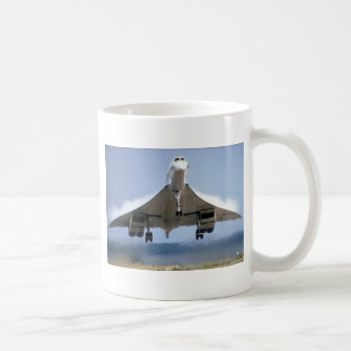 sst classic white coffee mug