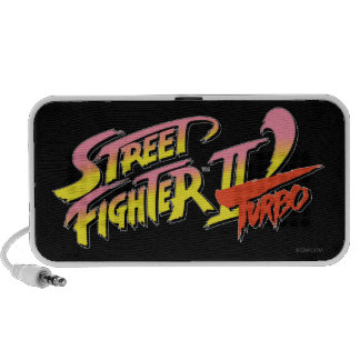 SStreet Fighter II Turbo Portable Speaker