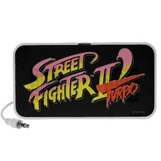 SStreet Fighter II Turbo Travel Speaker