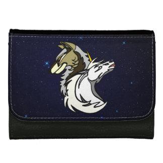 SSU Logo Spacescape Tri-Fold Wallet