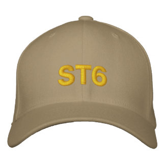 ST6 Embroidered Hat