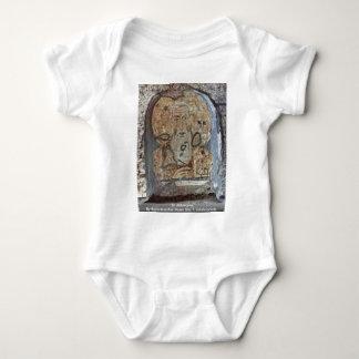 St. Abbacyrus Baby Bodysuit